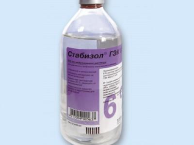 Стабизол ГЭК 6% (Stabisol GAK 6%)
